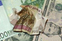 Курс валют отреагировал на понижение